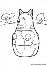 Higglytown Heroes Coloring Pages On